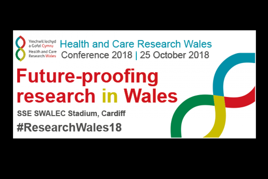 Health and Care Research Wales Conference 2018