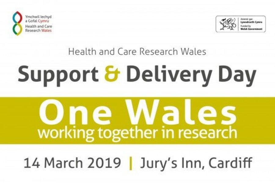 Health and Care Research Wales Support & Delivery annual event