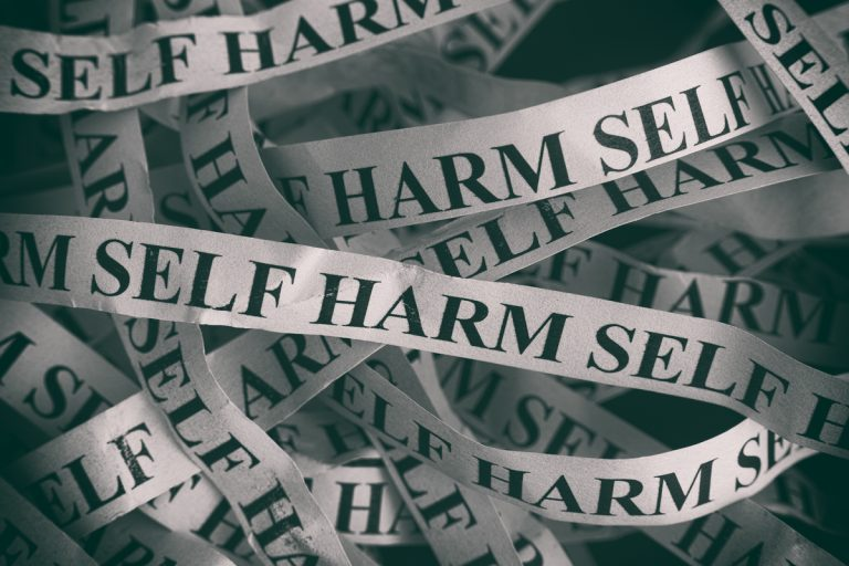 Self‐harm prevention and intervention in secondary schools