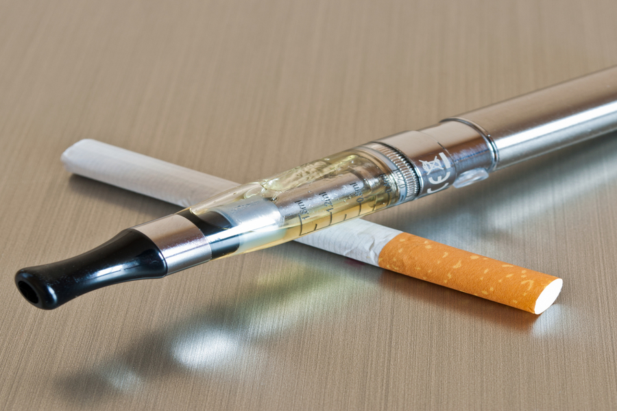 Growth in e-cigarette use hasn't led young people to think smoking is 'normal'