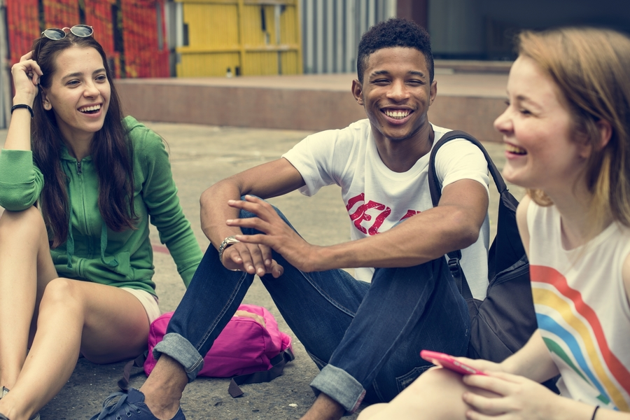Teenage Years – helping young people through a time of rapid change