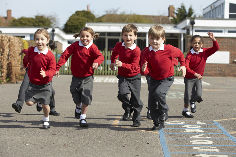 Children who have afternoon school breaks are fitter but need a supportive environment