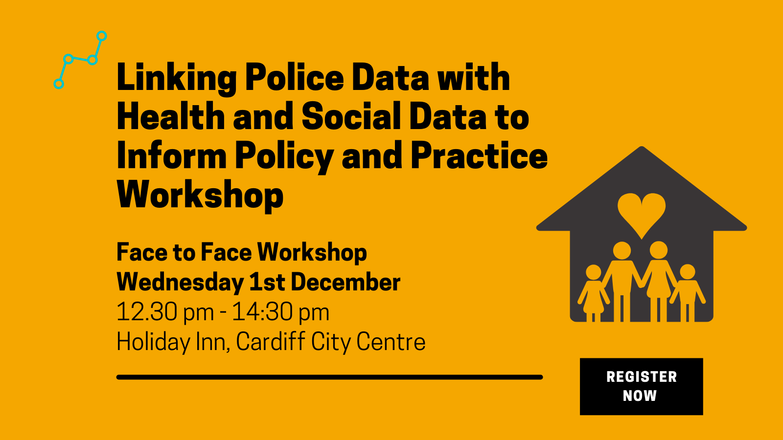 Linking Police Data with Health and Social Data to Inform Policy/Practice – Face to Face Workshop
